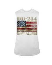 DD 214 NAVY ALUMNI Sleeveless Tee thumbnail