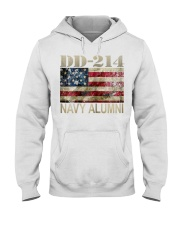 DD 214 NAVY ALUMNI Hooded Sweatshirt thumbnail