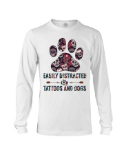 Limited Edition - Hurry Up Long Sleeve Tee thumbnail