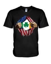 LIMITED EDITION - HURRY UP V-Neck T-Shirt thumbnail
