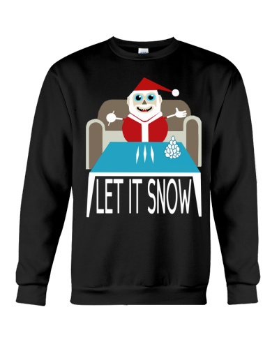 LET IT SNOW - LIMITED EDITION FOR THIS CHRISTMAS