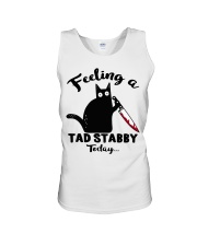 Limited Edition - Hurry Up Unisex Tank thumbnail