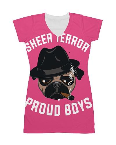 sheer terror proud boy hoodie