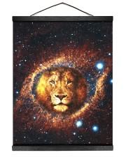 Zodiac Leo Moment 16x20 Black Hanging Canvas thumbnail