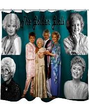 The Golden Girl Movie Shower Curtain thumbnail