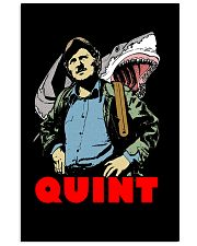 Jaws Quint Vertical Poster tile
