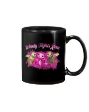 Nobody Fights Alone Mug front