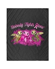 """Nobody Fights Alone Quilt 40""""x50"""" - Baby thumbnail"""
