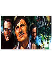 Jaws Film Horizontal Poster tile