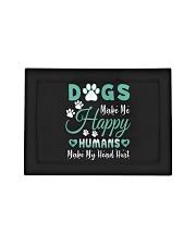 Dogs Make Me Happy Pillow Sham tile