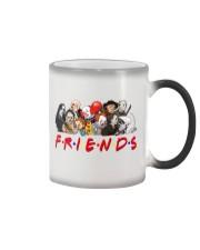 Friends Funny Color Changing Mug thumbnail