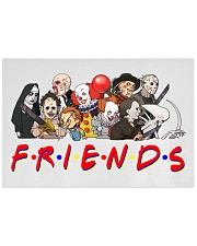 Friends Funny Rectangle Cutting Board thumbnail