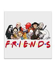 Friends Funny Square Coaster thumbnail