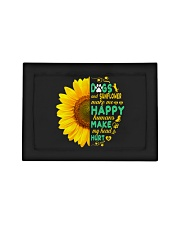 Dogs And Sunflower Make Me Happy Pillow Sham - Standard thumbnail