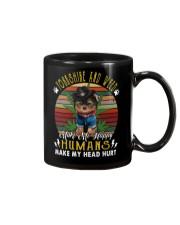 Yorkshire make me happy Mug thumbnail