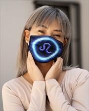 Leo Laze Cloth face mask aos-face-mask-lifestyle-17