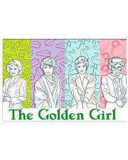 The Golden Girl Moment 17x11 Poster thumbnail