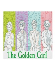 The Golden Girl Moment Cloth face mask aos-face-mask-coverlet-lifestyle-front-02