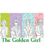The Golden Girl Moment Rectangle Cutting Board thumbnail