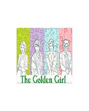 The Golden Girl Moment Square Magnet thumbnail