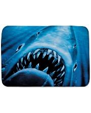 "the shark Bath Mat - 24"" x 17"" thumbnail"
