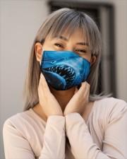 the shark Cloth face mask aos-face-mask-lifestyle-17