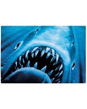 the shark Rectangle Cutting Board thumbnail