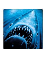 the shark Square Coaster thumbnail