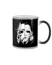 Face Halloween Color Changing Mug thumbnail