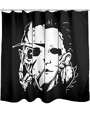 Face Halloween Shower Curtain thumbnail