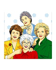 The Golden Girl Cool Square Coaster thumbnail