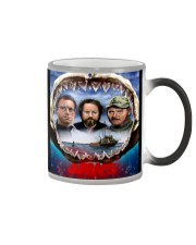 The Jaws Movie Color Changing Mug tile
