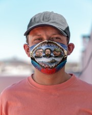 The Jaws Movie Cloth face mask aos-face-mask-lifestyle-06