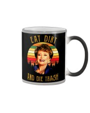 Eat Dirt Die Trash Color Changing Mug thumbnail