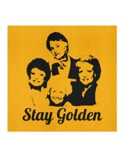 Stay Golden Cloth face mask aos-face-mask-coverlet-lifestyle-front-02