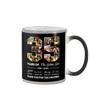 35 Years Of The Golden Girl Color Changing Mug thumbnail