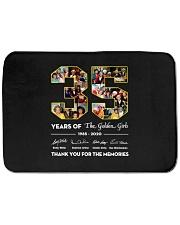 "35 Years Of The Golden Girl Bath Mat - 24"" x 17"" thumbnail"