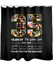 35 Years Of The Golden Girl Shower Curtain thumbnail