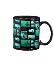 Jaws Fabric Mug tile