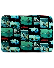 Jaws Fabric Bath Mat tile