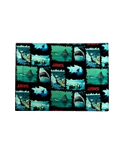 Jaws Fabric Pillow Sham tile