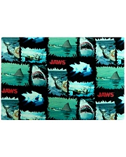 Jaws Fabric Rectangle Cutting Board thumbnail