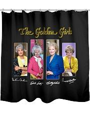 The Golden Girl Shower Curtain thumbnail