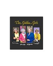 The Golden Girl Square Magnet thumbnail