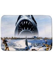 "Jaws Shark Moment Bath Mat - 24"" x 17"" thumbnail"