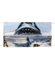 Jaws Shark Moment Cloth face mask front