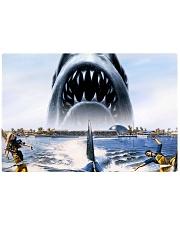 Jaws Shark Moment Rectangle Cutting Board thumbnail