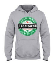 A Lahaina thing  Hooded Sweatshirt front