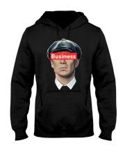business Hooded Sweatshirt thumbnail