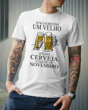 beer oma nev 11 1420856 Classic T-Shirt lifestyle-mens-crewneck-front-6
